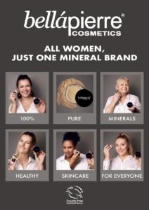 Bellapierre minerale make-up cataloog